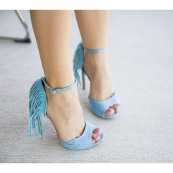 Sandale Recon Albastre