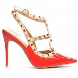 Sandale Syma Rosii