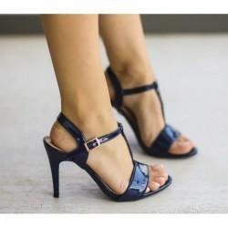 Sandale Nedel Bleumarin