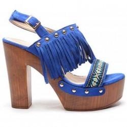 Sandale Verbona Albastre