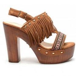 Sandale Verbona Camel