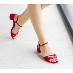 Sandale Podeno Rosii