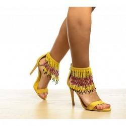 Sandale Diverta Galbene