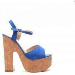 Sandale Juice Albastre