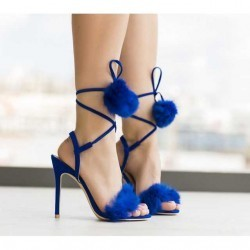Sandale Mof Albastre
