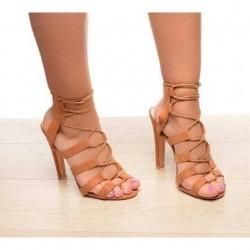 Sandale Combat Camel