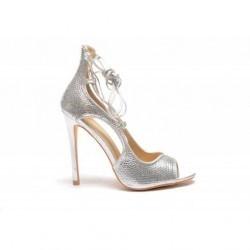Sandale Scuba Argintii