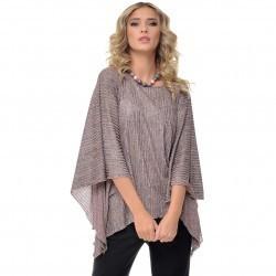 Bluza dama eleganta asimetrica BN113